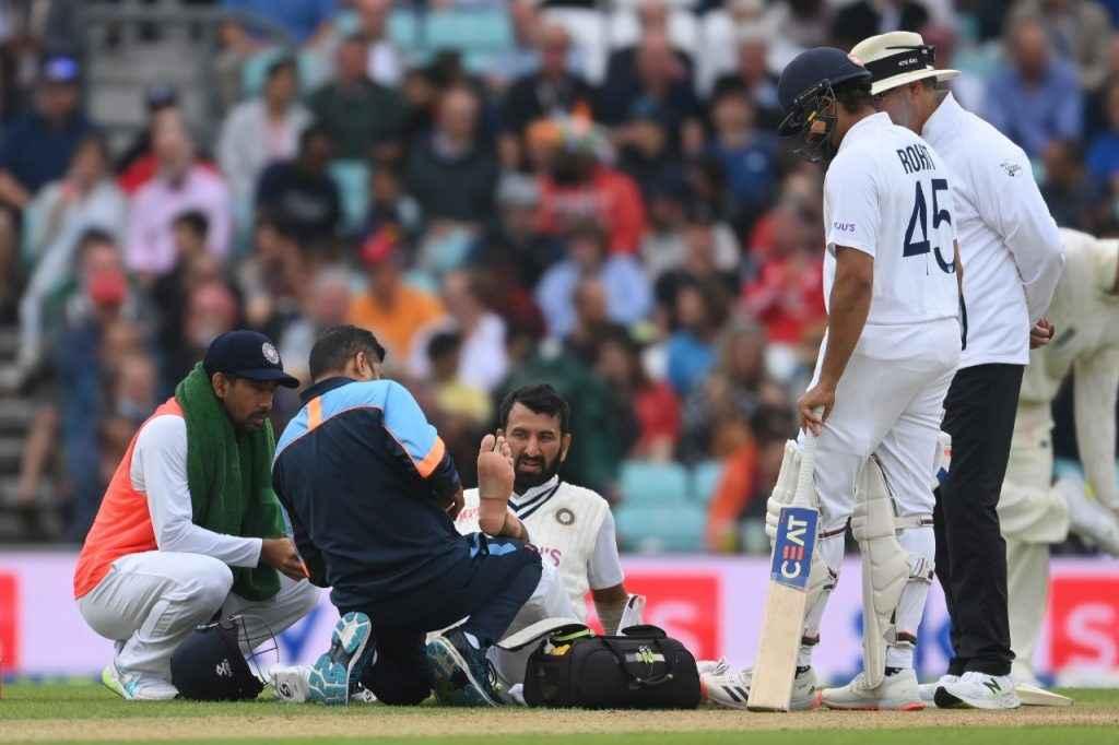 चौथे टेस्ट के आखिरी दिन भी फील्डिंग नहीं कर सकेंगे रोहित और पुजारा! मेडिकल निगरानी में दोनों खिलाड़ी