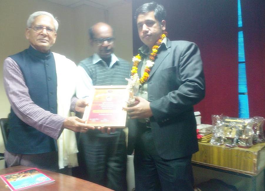 Aagman Sahitya Samman-2013
