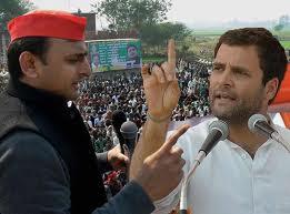 rahul vs akhilesh