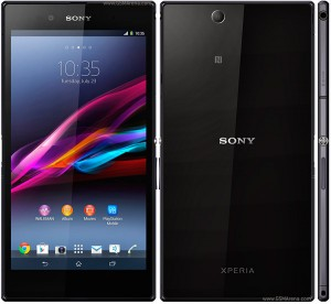sony expria