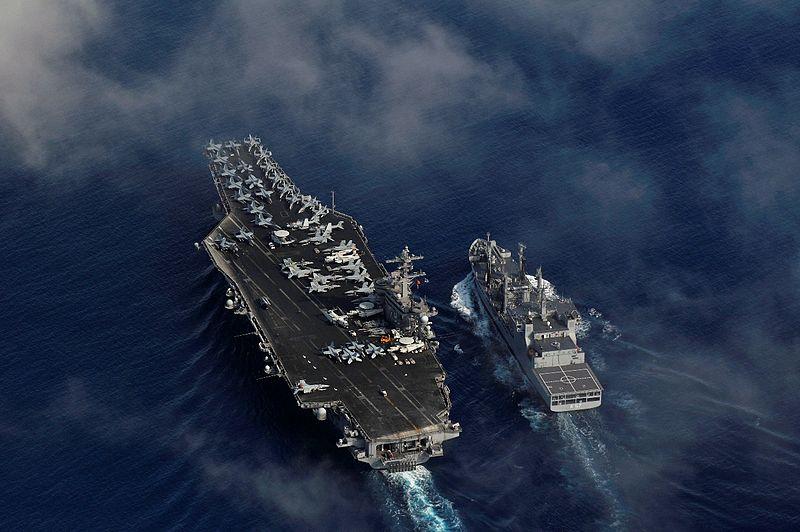 800px-INS_Shakti_replenishing_USS_Carl_Vinson