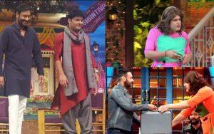 कपिल के शो में अजय देवगन ने कृष्णा को दिया 1 करोड़ रुपयों का बैग! देखें वायरल वीडियो