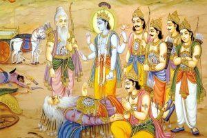 भीष्म के पूर्वजन्म से जुड़ा है इच्छामृत्यु का वरदान, 58 दिन तक बाणशैय्या पर रहने के बाद 59वें दिन चुनी थी मृत्यु