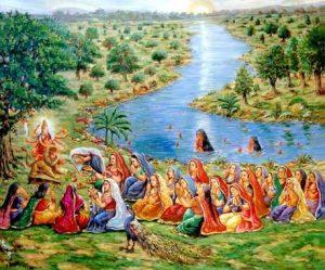 मां कात्यायनी से जिद पर अड़ीं ब्रज की गोपिकाएं तो पूरी करनी पड़ी कामना, कृष्ण से जुड़ा है रोचक किस्सा