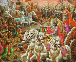 महाभारत युद्ध में इस राजा ने किया था खाने का प्रबंध, सैनिकों के साथ बिना शस्त्र लड़ा युद्ध
