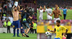 रूस में जलवा बिखेरने को तैयार हैं ये 5 सुपरस्टार फुटबॉलर