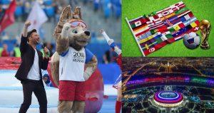 FIFA आज से शुरू करीब 80 हजार दर्शक देखेंगे उद्घाटन समारोह, इन टीमों के बीच पहला मुकाबला