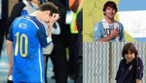 गरीबी से लड़कर फुटबॉलर बने हैं लियोनेल मेसी, अर्जेंटीना को विश्वकप दिलाने का आखिरी मौका