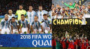 फीफा वर्ल्ड कप में इन 5 टीमों पर रहेगी निगाहें, खिताब जितने का रखती हैं दम
