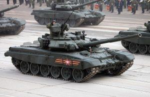 पाकिस्तान की सीमा पर तैनात होने के लिए भारतीय सेना को मिलेंगे टी-90 भीष्म टैंक, जानें खास बातें
