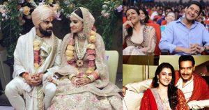 अनुष्का से लेकर काजोल तक, इन 5 एक्ट्रेस ने करियर के पीक में की शादी