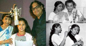 आशा भोंसले ने 16 की उम्र में की थी पहली शादी, आरडी बर्मन से रचाई दूसरी शादी