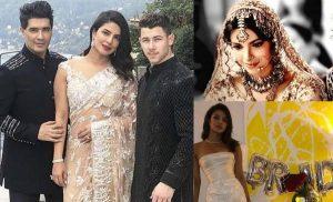 पहले हिंदू और फिर क्रिश्चियन परंपरा से दुल्हन बनेंगी प्रियंका, शादी के बाद ये होगा नाम