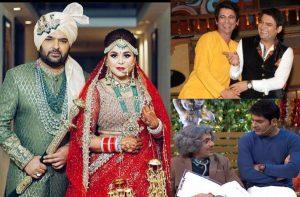 कपिल की शादी पर सुनील ने पिछले साल दी थी बधाई, कॉमेडियन ने दिया ये जवाब