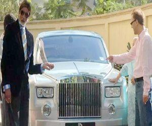 विधु विनोद चोपड़ा से गिफ्ट में मिली राल्स रॉयस कार को अमिताभ बच्चन ने क्यों बेचा था, जानिए यहां