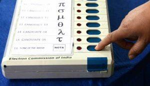 लोकसभा चुनाव 2019 : एक सीट पर खड़े हैं 7 उम्मीदवार, यहां सुरक्षा में लगे हैं 80 हजार जवान