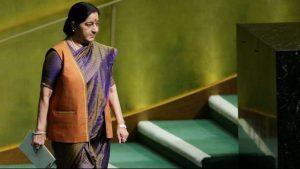 सुषमा स्वराज का वो दमदार भाषण जिसे सुनकर संसद अध्यक्ष को तालियां रोकने के लिए कहना पड़ा था 'अपने भाषण को दिलचस्प मत बनाइए'