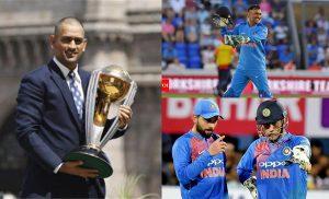 पूर्व कप्तान धोनी ने तोड़ी चुप्पी, कहा इसलिए वनडे टीम की छोड़नी पड़ी थी कप्तानी
