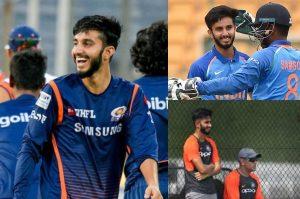 कभी तेज गेंदबाजी करते थे फिरकी मास्टर मयंक मार्कंडेय, IPL के बाद बने भारतीय टीम का हिस्सा